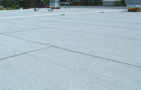 Flat Roof (Torch Down)